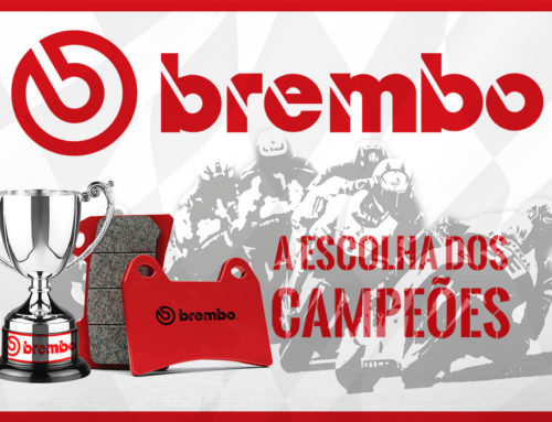 Garage Henn agora é Official Dealer Brembo