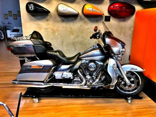 Electra Glide Ultra Limited 2014