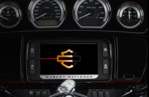 Atualização de software do Multimida Harley-Davidson Boom Box e Navegador Navi Extras