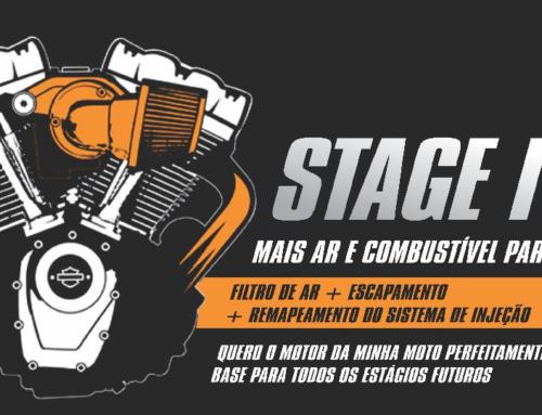 Upgrade do Estágio 1 para Harley Davidson (Stage 1)