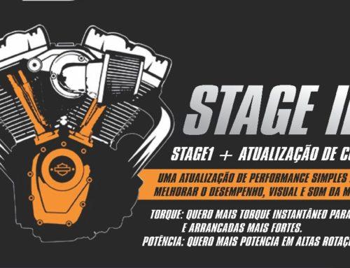 Upgrade do Estágio 2 para Harley Davidson (Stage 2)